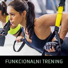 Functional training - Porec