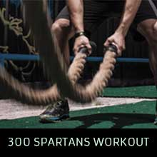 300 Spartans Workout - Porec